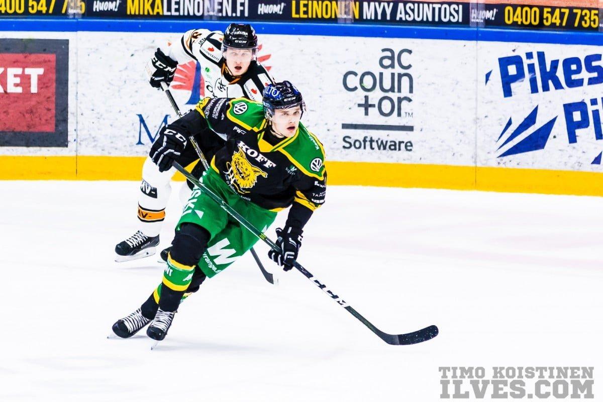 Tampereen Ilves - #11 Joona Koppanen