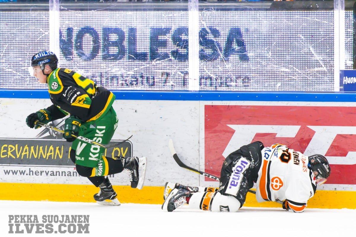 Tampereen Ilves - #57 Jarkko Parikka