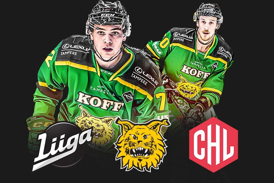 Ilves - Liiga - CHL