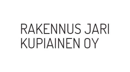 Rakennus Jari Kupiainen Oy