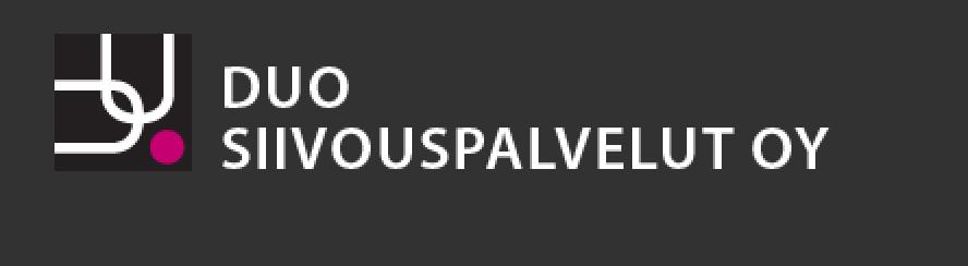 Ilves-Verkosto - Duo Siivouspalvelut Oy