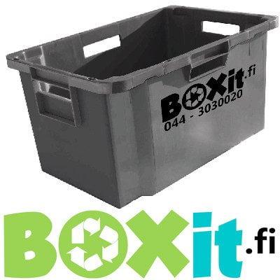 Ilves-Verkosto -  BOXit-muuttolaatikot